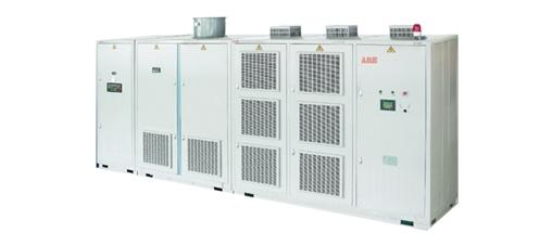 变频器是通过改变频率,调节电机的转速来实现工作